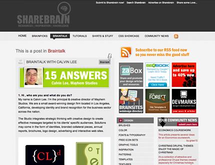 Braintalk: 15 Answers with Mayhem Studios