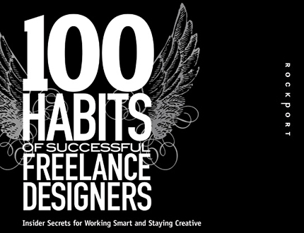 Mayhem Studios Featured in 100 Habits of Successful Freelance Designers