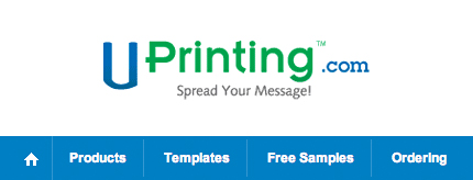 UPrinting Give Away: 1000 Free Business Cards And One 18×24 Canvas Print